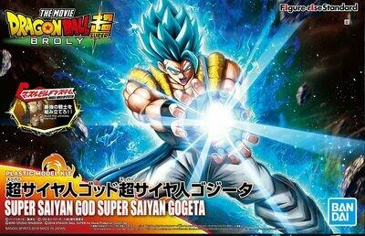 DragonBall Figure Rise Super Sayajin God Gogeta