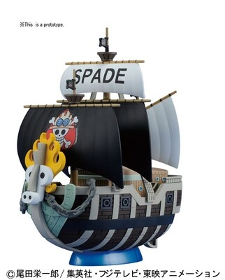 One Piece Grand Ship Spade
