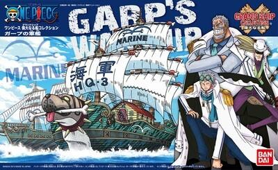 One Piece Grand Ship Garp Ship