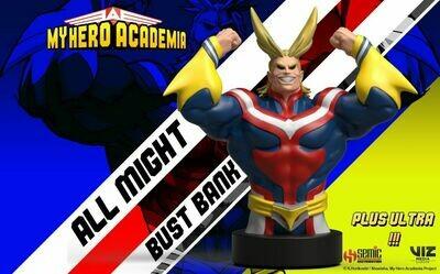My Hero Academia Bank All Might