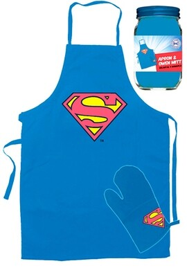 Marvel Superman Arpon with Oven Gloves