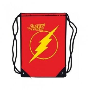 The Flash Classic Logo Gym Bag