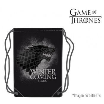 Game of Thrones Stark Gym Bag