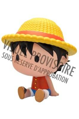One Piece Chibi Bank Monkey D. Luffy