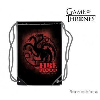 Game of Thrones Targaryen Gym Bag