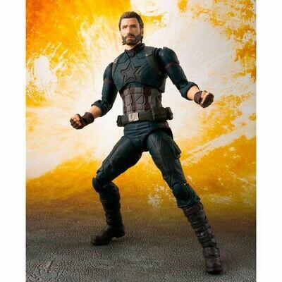Marvel Figur Captain America
