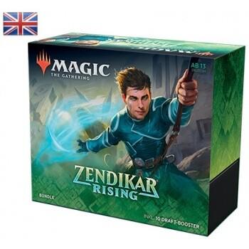 Magic the Gathering Zendikar Rising Bundle EN