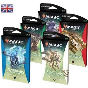Magic the Gathering Zendikar Rising Theme Booster