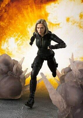 Marvel Figur Black Widow