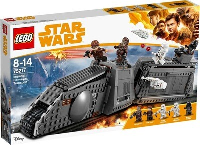 Star Wars Imperial Conveyex Transport
