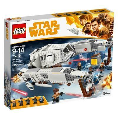 Star Wars Imperial AT-Hauler
