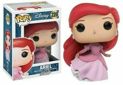 POP Figure Disney Little Mermaid Ariel