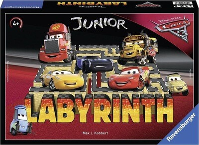 Labyrinth Junior Cars 3