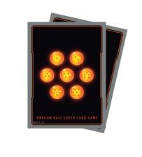 UP Card Sleeves STD DragonBall Dragon Balls (65 Sleeves)