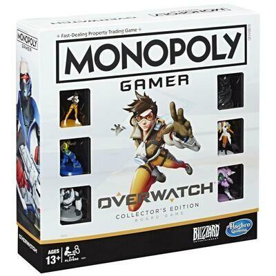 Monopoly Gamer Overwatch