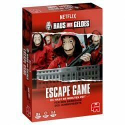Escape Game - Haus des Geldes