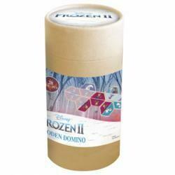 Frozen 2 Holz Domino