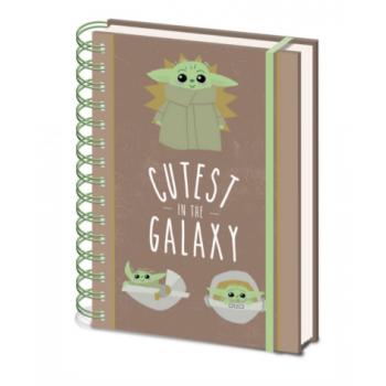 Star Wars Notebook Cutest in the Galaxy