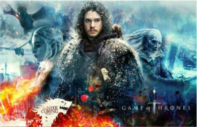 Game of Thrones John Snow