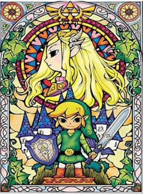 Zelda Mosaik