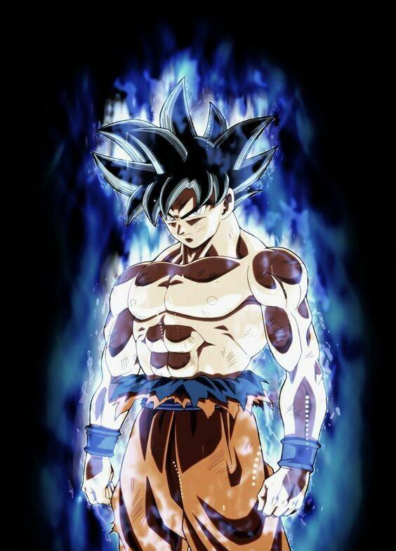 DragonBall Ultra Instinct Goku
