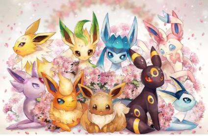 Pokémon Evoli