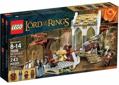 Lord of the Rings; The Council of Elrond