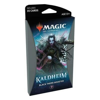 MTG Kaldheim Theme Booster Display EN