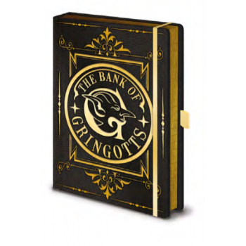 Harry Potter Notebook (Gringotts)