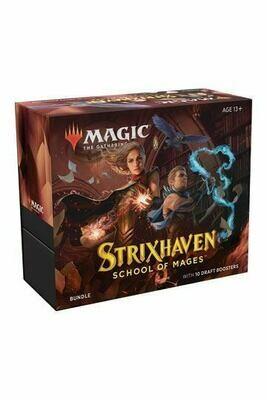 MTG Strixhaven: School of Mages Bundle EN