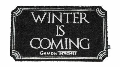 Game of Thrones Winter is Coming Doormat
