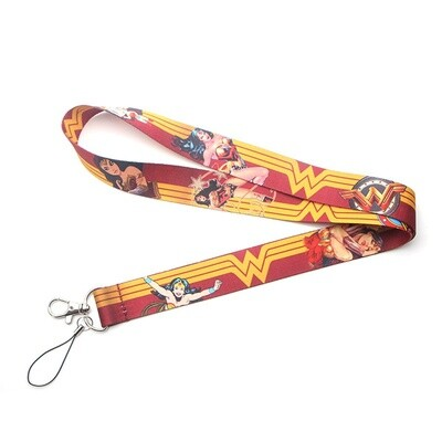 Schlüsselband Wonder Woman