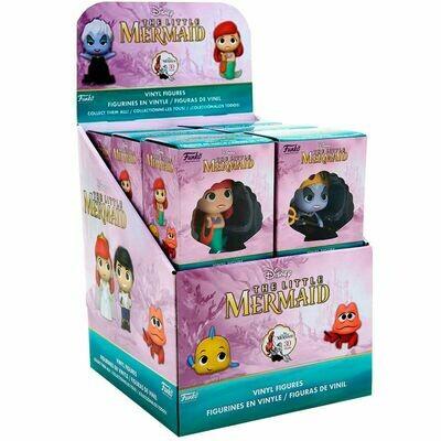 Assorted Vinyl Minis Figure Disney Little Mermaid