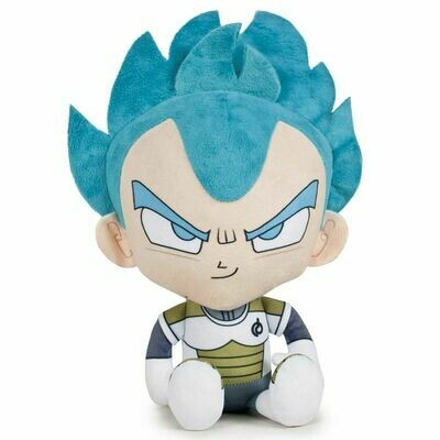 Plush DragonBall Super Vegeta blue