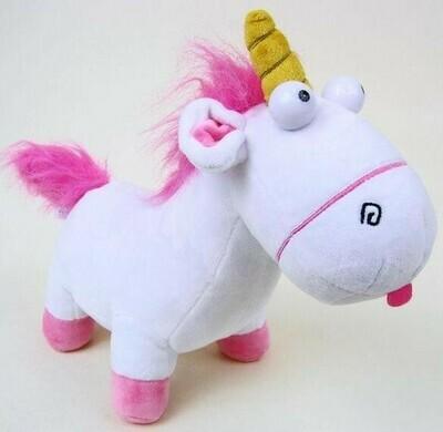 Minions fluffy Unicorn