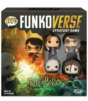 POP Funkoverse Strategiespiel Harry Potter (Englisch)