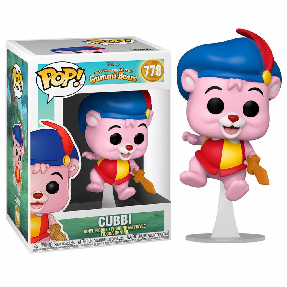 POP figure Disney Adventures of Gummi Bears Cubbi