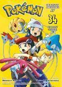 Pokémon - Die ersten Abenteuer Band 34