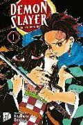 Demon Slayer - Kimetsu no Yaiba Band Nr. 1