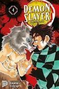 Demon Slayer - Kimetsu no Yaiba Band Nr. 4