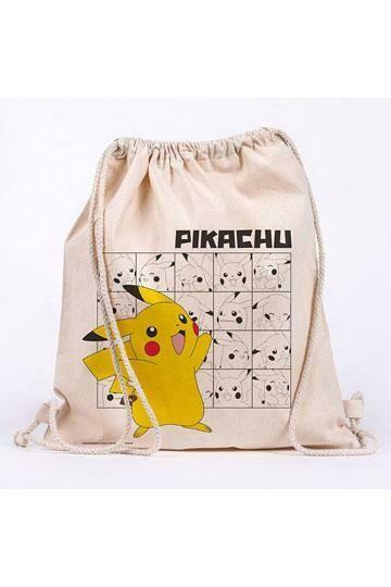 Stoffbeutel Pikachu
