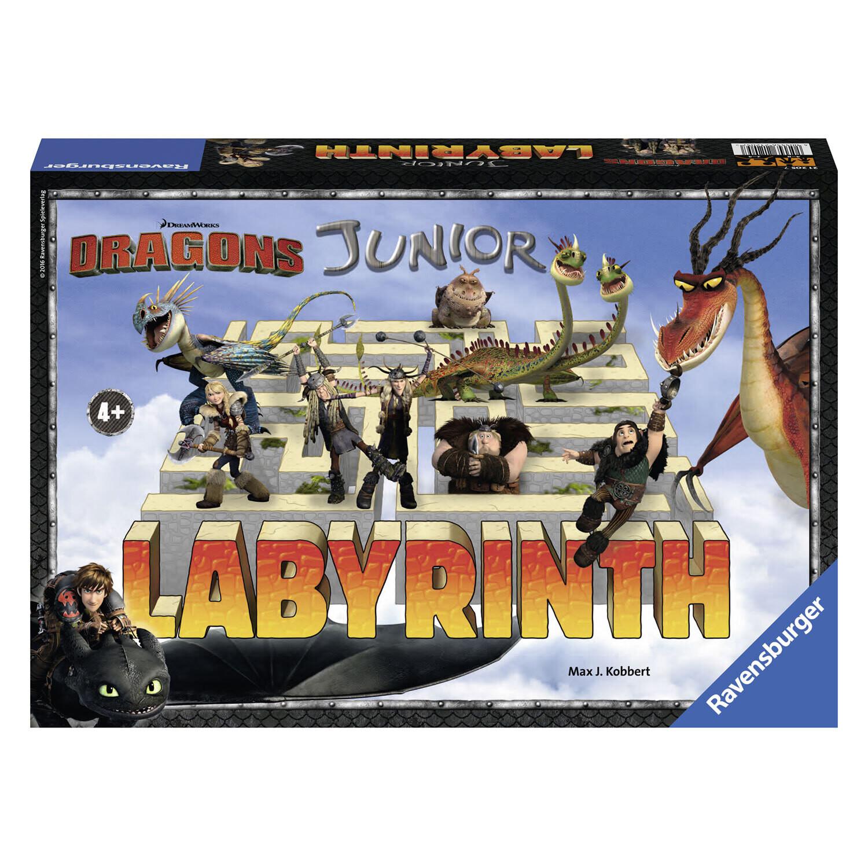 Labyrinth Junior Drachenzähmen
