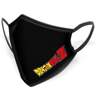 Maske DragonBall Z Logo