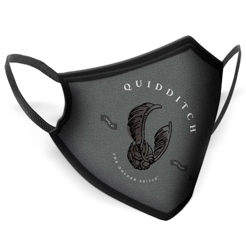 Maske Harry Potter Quidditch