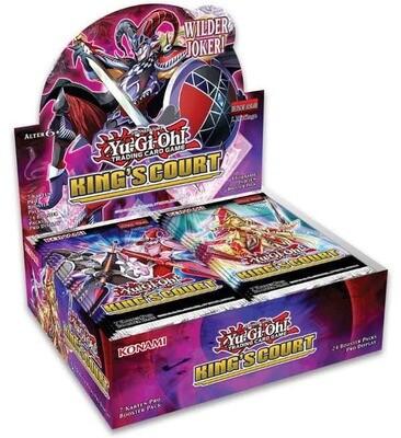 Yu-Gi-Oh! King's Court Box