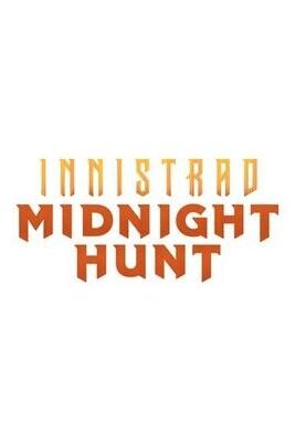 Magic the Gathering Innistrad: Midnight Hunt Draft-Booster Display BOX EN