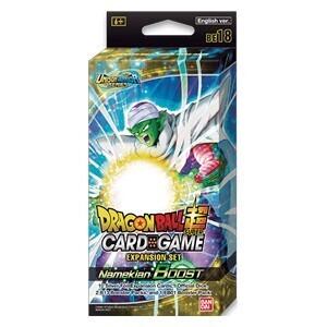 Dragon Ball Card Game Expansion Set 18 Namekian Boost