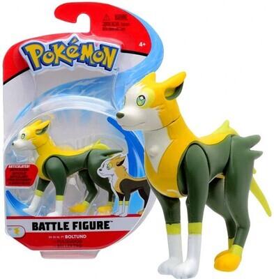Pokemon Battle Figuren Bellektro