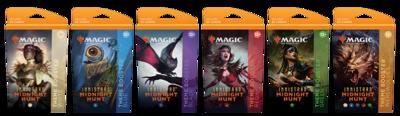 Magic the Gathering Innistrad: Midnight Hunt Themen-Booster Display EN