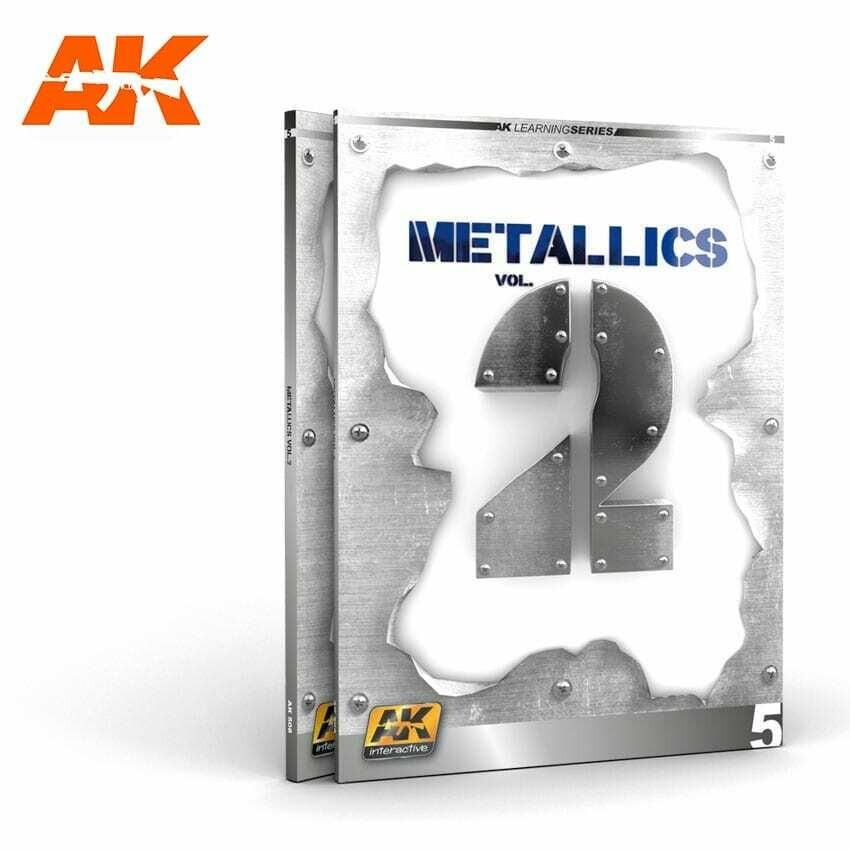 AK LEARNING 05: METALLICS VOL2 –FIGURES